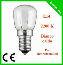 Frigorifero Lampada Lampadina Incandescenza F Frigorifero 25w e14 t22 Lampada speciale 25 W