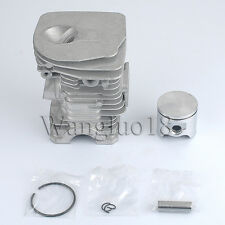42mm (HIGH)CYLINDER HEAD PISTON KIT WITH RINGS PIN CLIPS HUSQVARNA 340 345 NEW