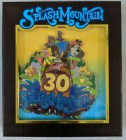 D23 Expo 2019 Splash Mountain 30th Anniversary Jumbo Pin LE 200