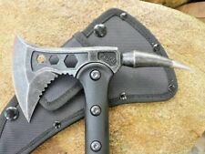 High Carbon Steel Tactical Tomahawk Axe Outdoor Hunting Camping Survival Axes