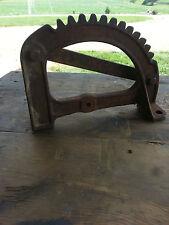 antique primitive international IH farm tool/part Steampunk  Industrial Decor