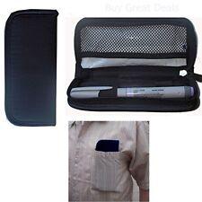 Insulin Pen Cooler Case 2 Ice Packs Diabetic Pocket Travel Cooling Protector Bag