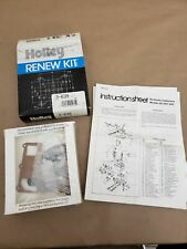 Holley Renew Carburetor Rebuild Kit 3-639 NOS