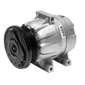 For Buick Chevy Oldsmobile Pontiac 3.1 V6 A/C Compressor and Clutch Denso