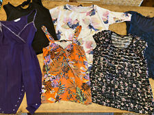 WOMENS SIZE 10 CLOTHES BUNDLE TOPS