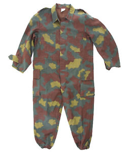 Genuine Italian Army San Marco Coverll Camouflage 1 Piece Suite