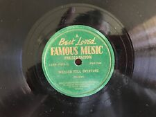 William Tell Overture Best Loved Famous Music 27072 Record