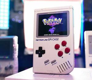 Retroflag GPi Game Boy Case for Raspberry Pi Zero W with Safe Shutdown