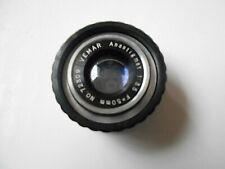 Vemar Anastigmat F=50mm 1:3.5 Enlarging Lens