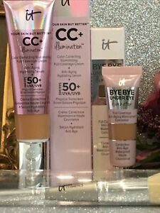 IT COSMETICS🎀3 PIECE SUPERSTAR GLOW COLLECTION🎀BRAND NEW