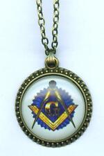 Halskette Freimaurer Necklace Freemansory  Mason Masonic Masonry 104