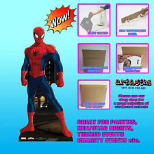 Spider Man Cardboard Cutout Standee Standup Ultimate Amazing Marvel CutOut SC740