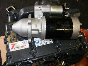 Lister T starter motor 12v  Genuine Lister  part TR3 TS3 etc 202-34963 £140+vat