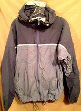 Women's COLUMBIA Light Blue Thick Warm Winter Ski / Snowboard Jacket Size Medium