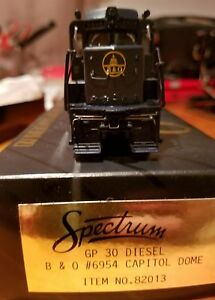 Bachmann Spectrum GP 30 Diesel B&O #6954 Capitol Dome Item No. 82013