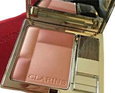 AUTHENTIC CLARINS 02 Soft Peach Blush Prodige Illuminating Cheek Powder 7.5g NEW