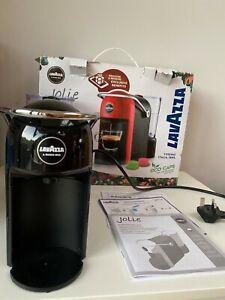 Lavazza 18000402 Pod Coffee Machine - Black