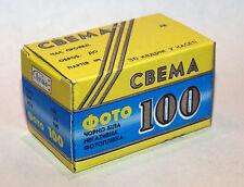 Svema Foto 100 35mm b&w negative film lomography