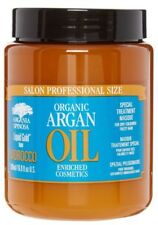 ARGANIA SPINOSA Organic Argan Oil Special Treatment Hair Mask - Large 500ml