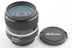 [Opt Near MINT] NIKON AI-s NIKKOR 35mm f/2 AIS Prime MF SLR Lens From JAPAN