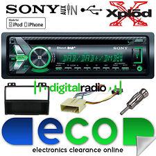 Ford Fusion MK5 Sony 2002 - 2005 DAB Radio CD MP3 USB Bluetooth Car Stereo Kit