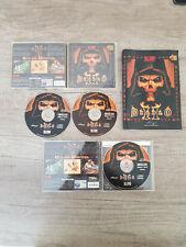 Diablo II, Blizzard, PC CD-ROM