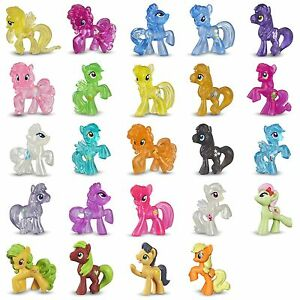 My Little Pony Friendship is Magic Blind Bag Mini Figs (Choose from 24 styles)