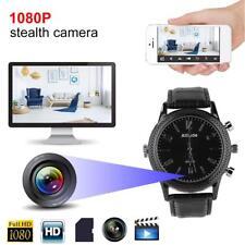 WiFi 1080P Night Vision Hidden Spy Camera Watch Audio Video Recorder Camcorder