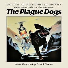 THE PLAGUE DOGS Original Motion Picture Soundtrack CD (Ltd. 500) w/ SIGNED bonus