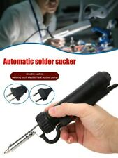Desoldering Iron Pump 220v Electric Solder Remover Vacuum Sucker Hand Tool Kev