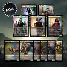 Nice! MTG Secret Lair The Walking Dead ALL CARDS + Lucille PREORDER Worldwide
