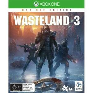 Wasteland 3 Day One Edition Xbox One New Sealed AU