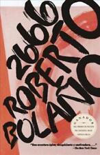 2666 - BOLANO, ROBERTO - NEW PAPERBACK BOOK