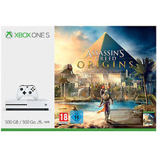 Microsoft Xbox One S - Assassin's Creed (Origins Bundle) - 1TB