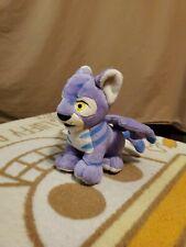 """2002 Neopets Approx 7"""" Fairy Kougra Stuffed Animal Plush"""