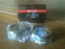NOS CAMPAGNOLO RECORD UT OVERBOARD ITALIAN BOTTOM BRACKET CUP SET