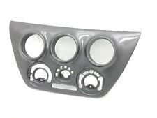 03 07 Mitsubishi Lancer Evo - Triple Gauge Pod 60mm  (OEM) Radio Trim