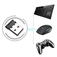 1PC 2.4G Wireless Dongle Receiver Adapter For Mouse Keyboard Gamepad Connect