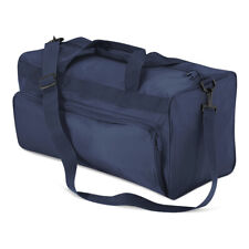 Quadra Advertising Holdall Bag Navy Sports Kit Football Gym 34 Litres J5/QD45