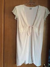 NWT Intima Bella Donna Ladies Robe Pale Pink Size XL