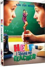 Help, I Shrunk My Teacher (2017) DVD R0 - Anja Kling, Fun Family Fantasy