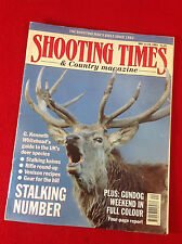 Shooting Times & Country : Magazine : 1993 - May 13th