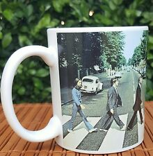 Beatles Abbey Road Coffee Mug ~ 2006 Apple Corps Limited