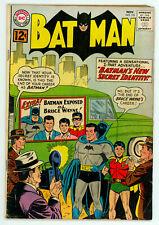 JERRY WEIST ESTATE: BATMAN #151 (DC 1962) VG condition NO RES