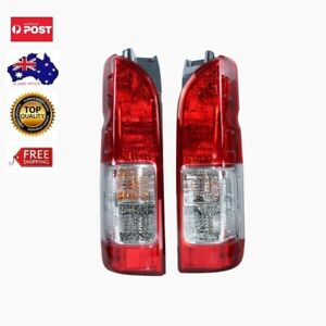 NEW PAIR TAIL LIGHTS FOR TOYOTA HIACE/COMMUTER VAN 2005-2018