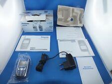 PANASONIC EB-G51 MAEAUB Digitales Mobiltelefon GERMAN  Klein wie bank card BLAU
