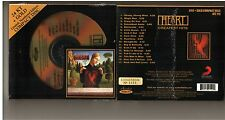 Sealed Audiophile OOP New Audio Fidelity AF Heart Greatest Hits Gold CD AFZ119
