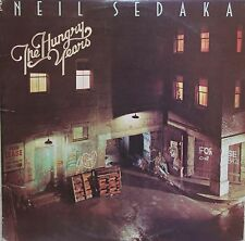 "Vinyle 33T Neil Sedaka ""The hungry years"""