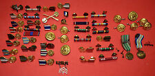 WW2 Military U.S. EUROPEAN THEATER CAMPAIGN MINI MEDAL Large LOT