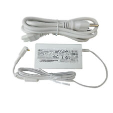 Genuine Acer Aspire S7 S7-191 S7-391 Ultrabook White Ac Adapter Charger 65W